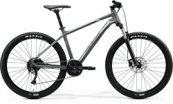 Велосипед Merida Big Seven 100 27.5 matt dark grey (silver)
