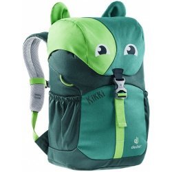 Рюкзак Deuter Kikki цвет 2231 alpinegreen-forest