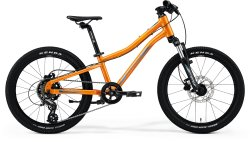 Велосипед Merida Matts J20 metallic orange (blue)