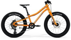 Велосипед Merida Matts J20+ metallic orange (blue)