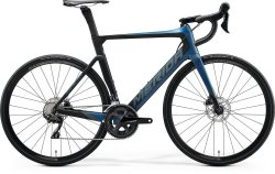 Велосипед Merida Reacto Disc 4000 matt blue/black