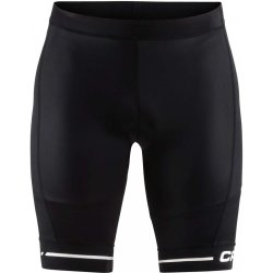 Велотрусы Craft Rise Shorts black/white
