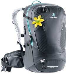 Рюкзак Deuter Trans Alpine 28 SL black