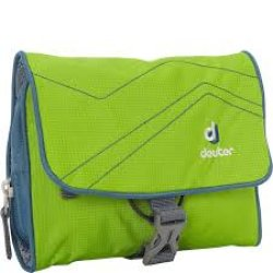 Сумка Deuter Wash Bag I цвет 2311 kiwi-arctic