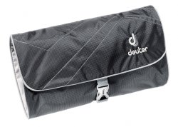 Сумка Deuter Wash Bag II цвет 7490 black-titan