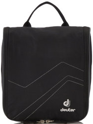 Сумка Deuter Wash Center II цвет 7490 black-titan