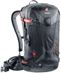 Рюкзак Deuter Freerider 26 цвет 7410 black-granite