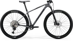 Велосипед Merida Big Nine XT 29 matt dark grey (glossy dark siver)