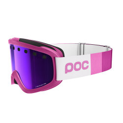 Маска POC Iris Stripes Ethylene pink, Regular