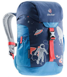 Рюкзак Deuter Schmusebar midnight-coolblue