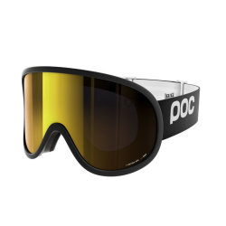 Маска POC Retina Big Clarity Uranium Black/Spektris Orange, One
