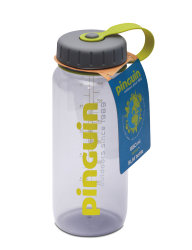 Фляга Pinguin Tritan Slim Bottle BPA-free Grey, 0.65 л