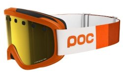 Маска POC Iris Stripes Zink Orange