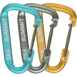 Карабин Sea to Summit Accessory Carabiner 3 Pack