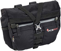 Сумка на раму Ace Pac BAR BAG black
