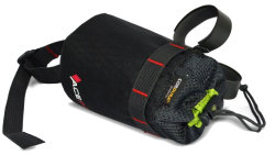 Сумка под флягу Acepac FAT BIKE BOTTLE BAG black