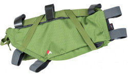 Сумка на раму Ace Pac ROLL FRAME BAG L green