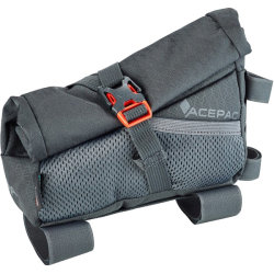 Сумка на раму Ace Pac ROLL FUEL BAG M grey