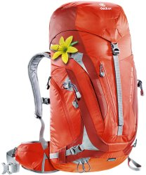 Рюкзак Deuter ACT Trail Pro 32 SL papaya-lava (9503)