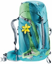 Рюкзак Deuter ACT Trail Pro 38 SL petrol-avocado (3251)