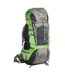 Рюкзак Deuter Aircontact 110+10 granite-emerald (4224)