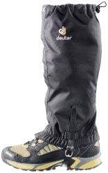 Бахилы Deuter Boulder Gaiter Long цвет 7000 black