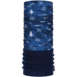 Бандана Buff Child Polar Funny Camp Navy 121628.787.10.00