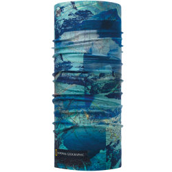 Бандана Buff National Geographic Original Antarctic Ocean Blue
