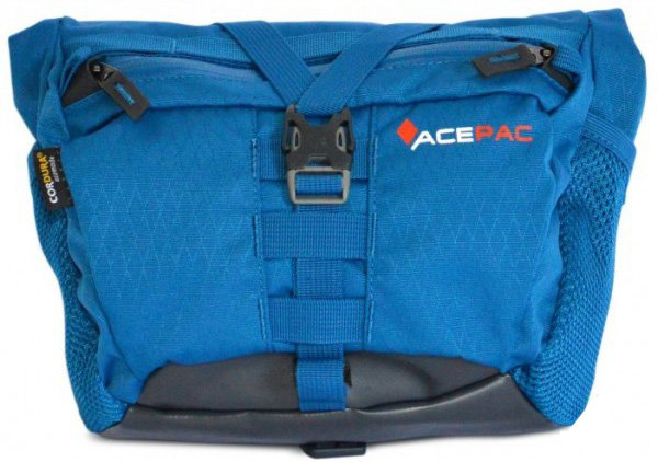 Сумка на раму Ace Pac BAR BAG blue ACPC 1022.BLU