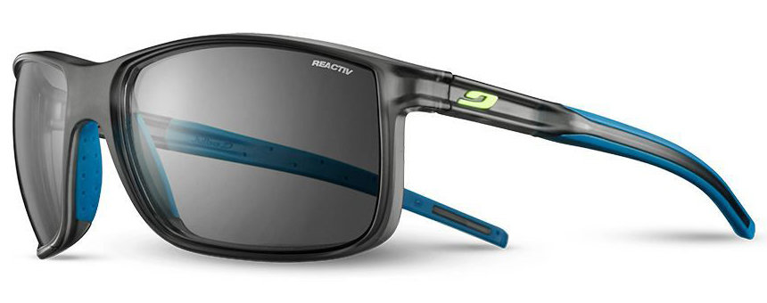 Очки Julbo ARISE black translu-blue Reactiv Performance J5184020