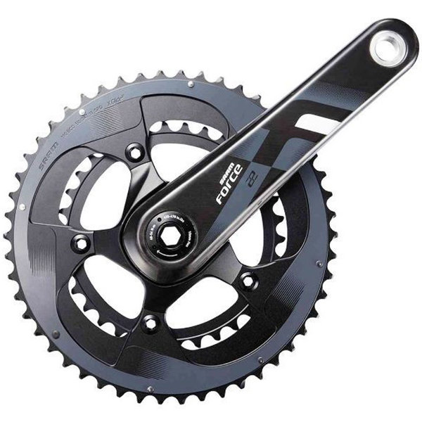 Шатуны Sram Force BB386 172.5 50-34 bearings not included 00.6118.448.003