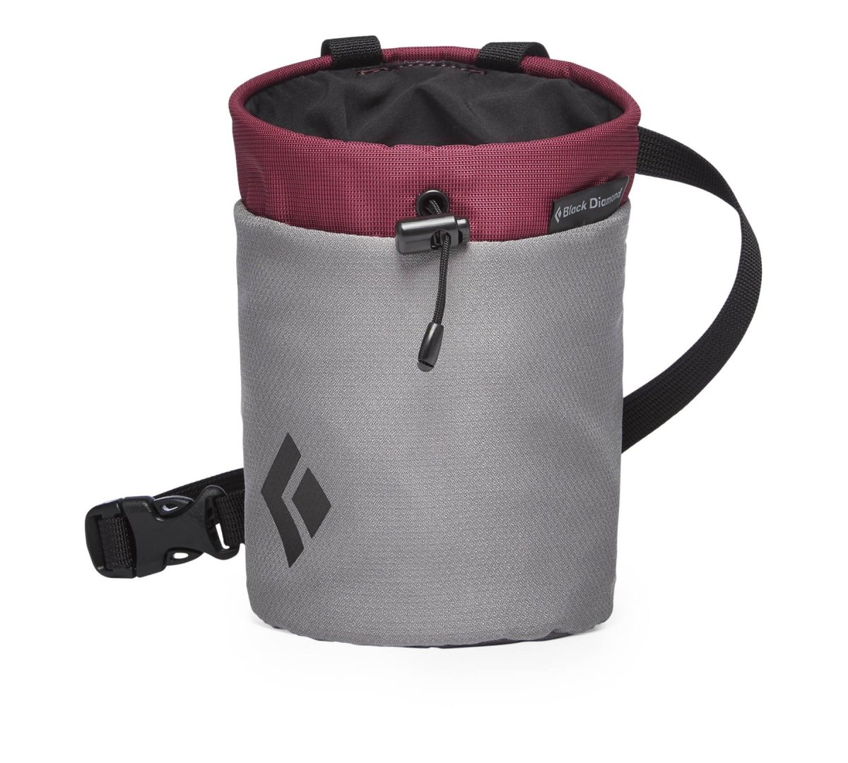 Мешок для магнезии Black Diamond Repo Chalk Bag Light Grey BD 630156.1004-SM