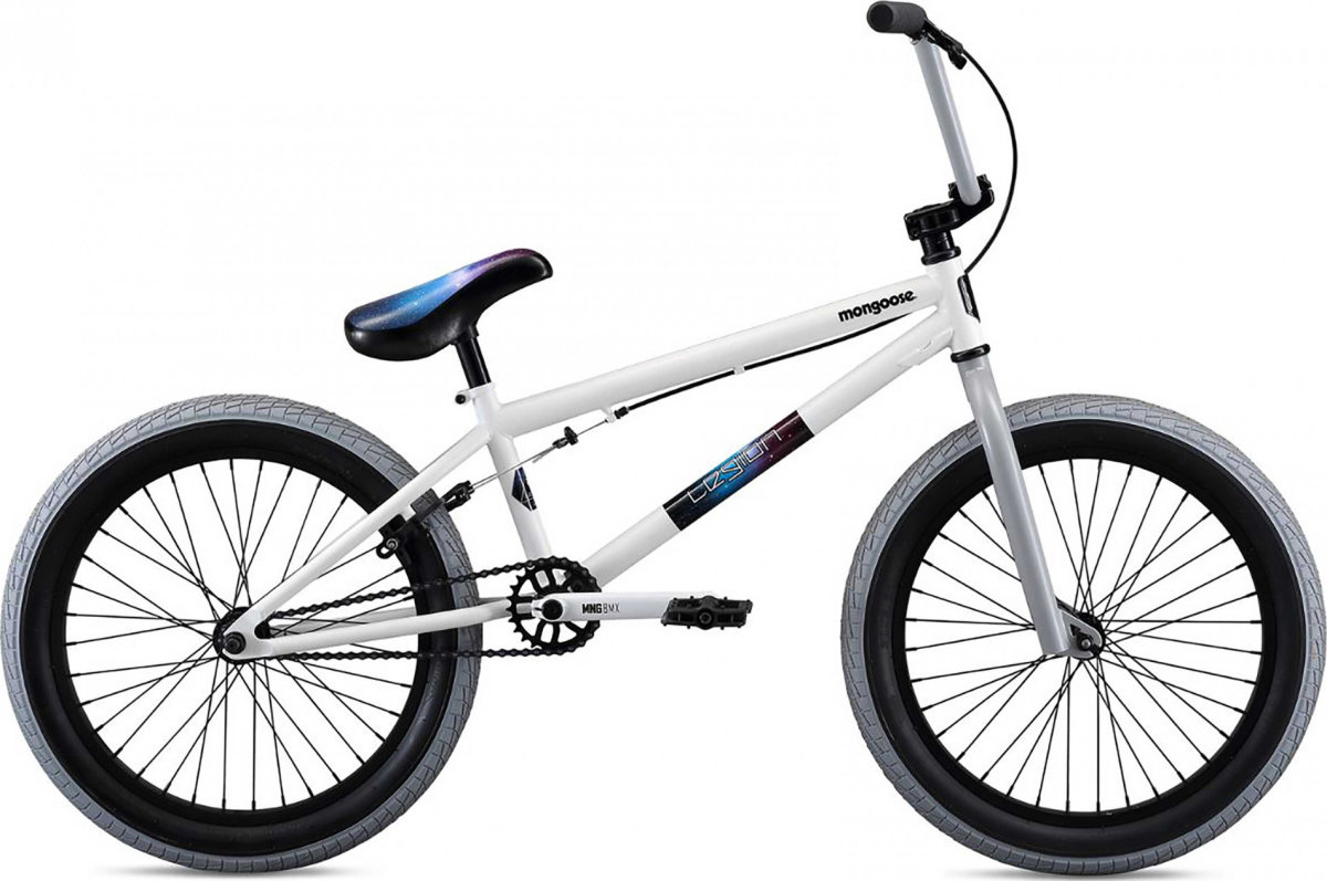Велосипед Mongoose BMX Legion L40 white