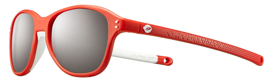 Очки Julbo Boomerang Rouge / gris clair Spectron 3+ smoked silver flash
