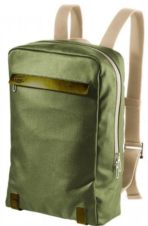 Рюкзак Brooks Pickzip 20lt Hay Green/Olive 014134, 14134