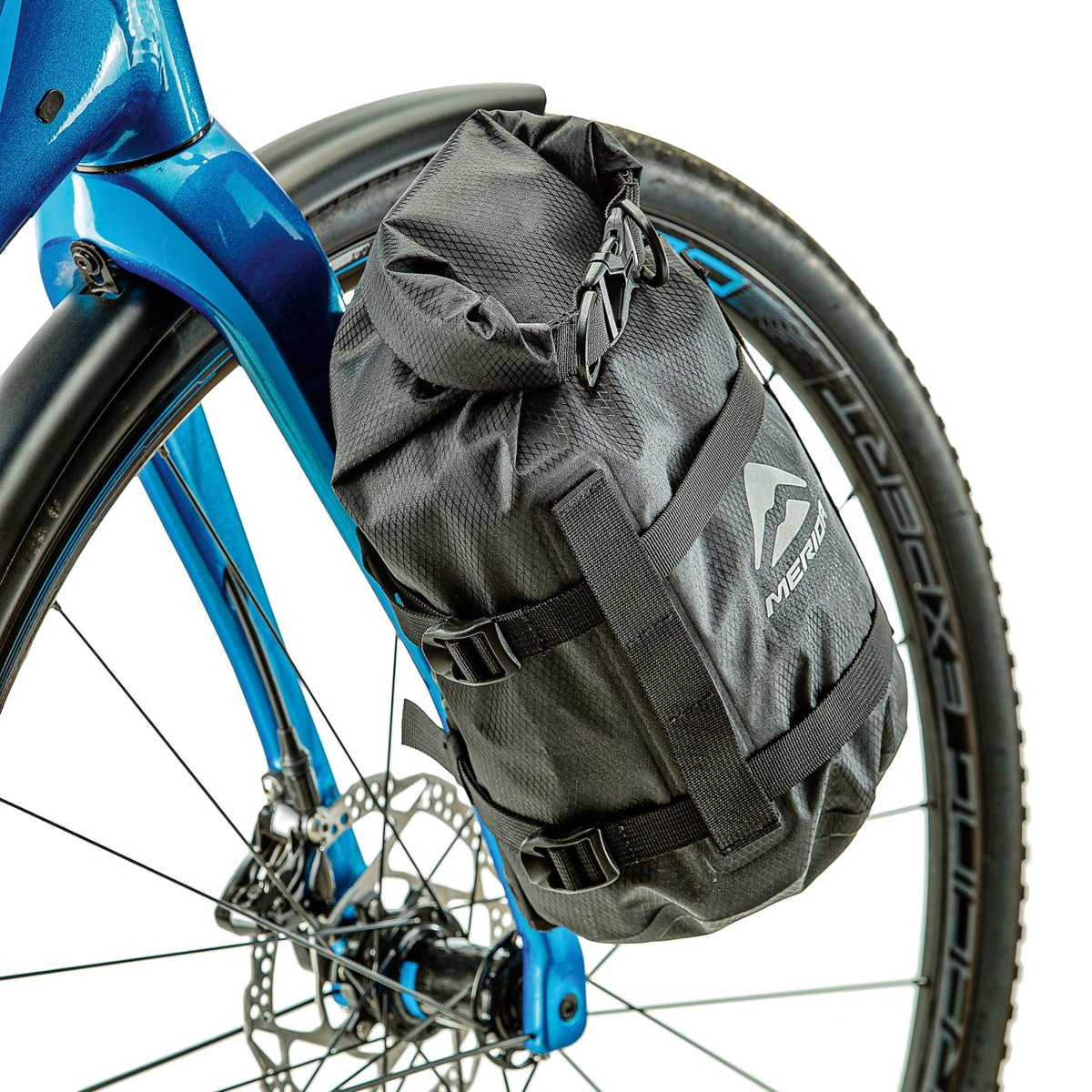 Сумка Merida Cage with Bag/Travel Forkbag черный 2276004035