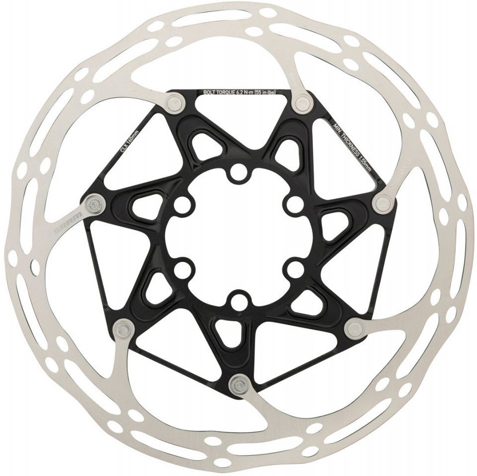 Ротор Sram Centerline X Rounded ST 160mm 00.5018.037.018