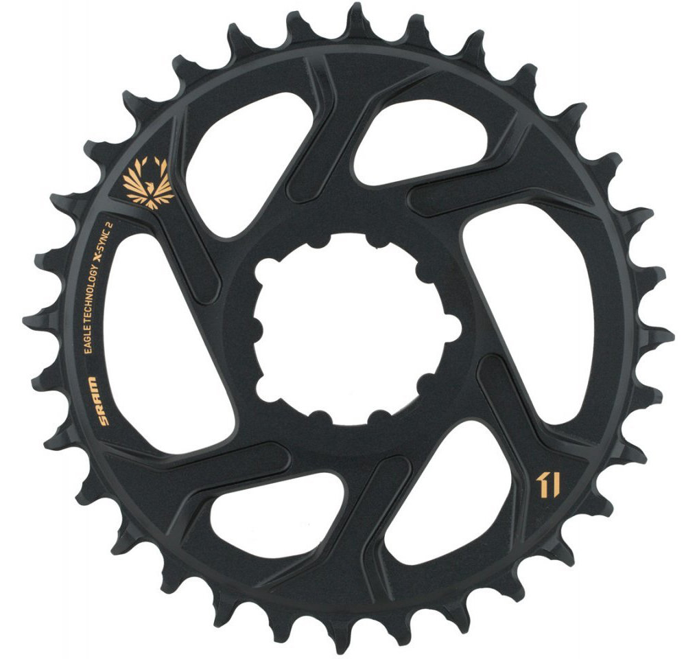Звезда Sram CR X-SYNC Eagle 34T DM 3 OFFSET B 11.6218.030.170