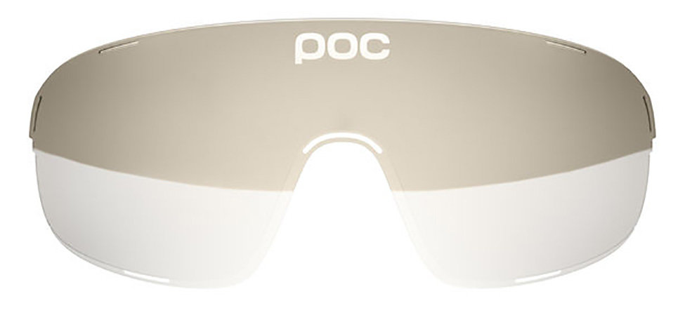 Линза POC Crave Sparelens (Brown/Light Silver Mirror) PC CR31100BLMONE1