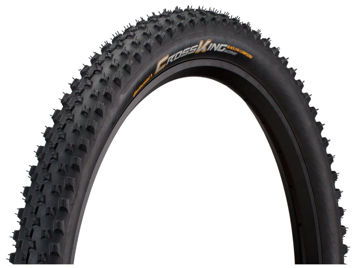 "Покрышка Continental Cross King 29""x2.00, Wire, PureGrip, Performance, Skin 150306"