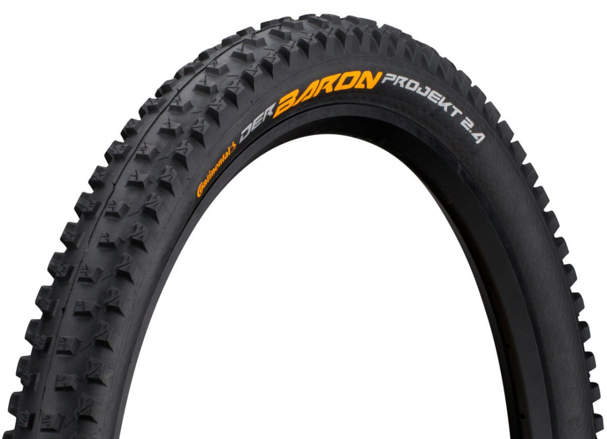 Покрышка Continental Der Baron Projekt 29x2.40 BlackChili, ProTection Apex 101573