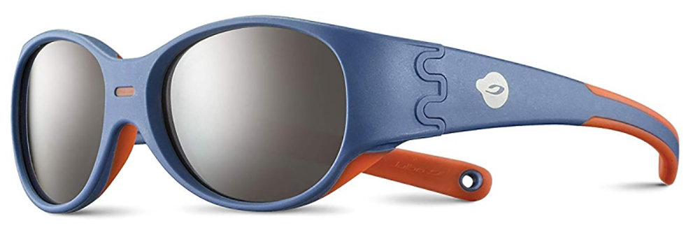 Очки Julbo Domino Blue/orange Spectron 3+ Smoke Silver flash J5211132