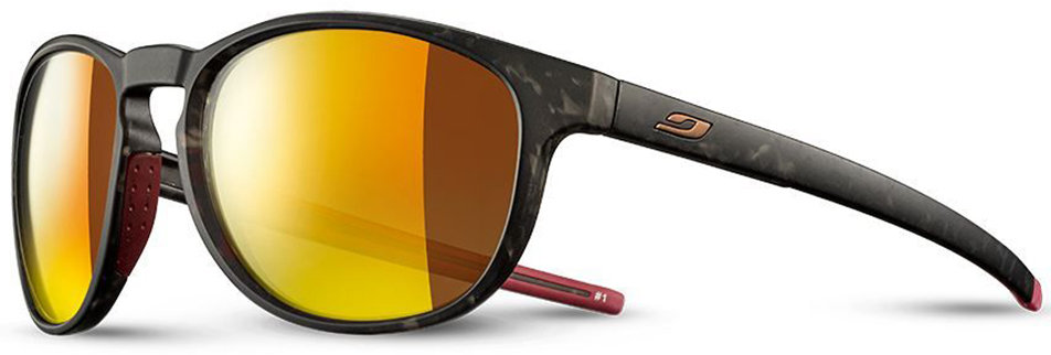 Очки Julbo Elevate Tortoise grey/red Spectron 3CF Smoke Multilayer gold J5161120