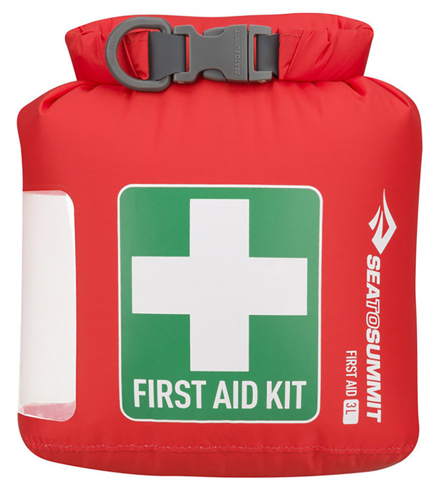 Гермочехол для аптечки Sea to Summit First Aid Dry Sack Day Use Red 1 L STS AFADS1