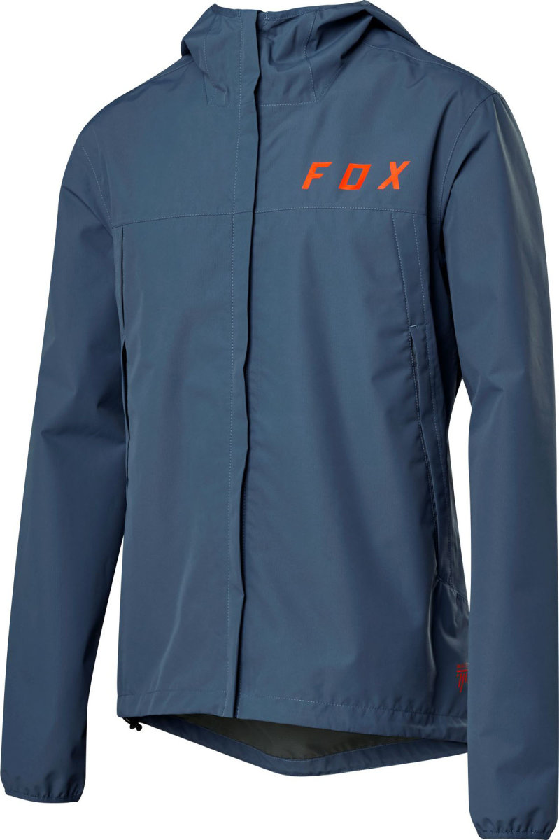 Куртка Fox Ranger 2.5L Water Jacket (Blue Steel) 27361-305-L, 27361-305-XL, 27361-305-M