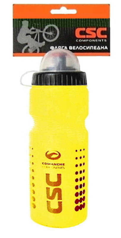 Фляга Comanche FRESH 550ml yellow