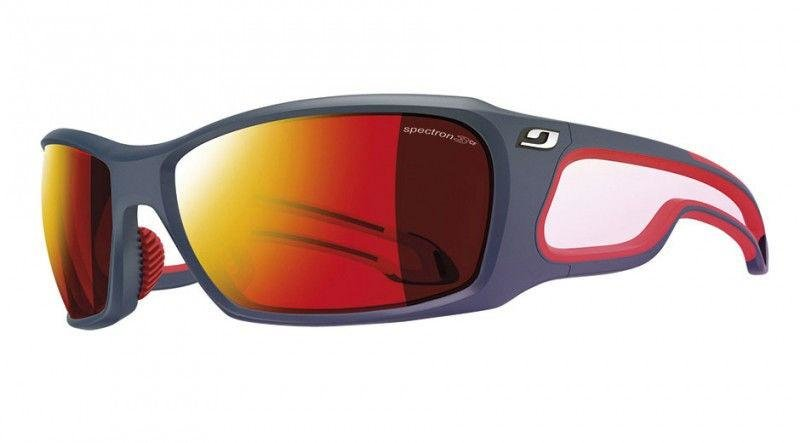 Очки Julbo PIPELINE matt blue/red 428 11 12