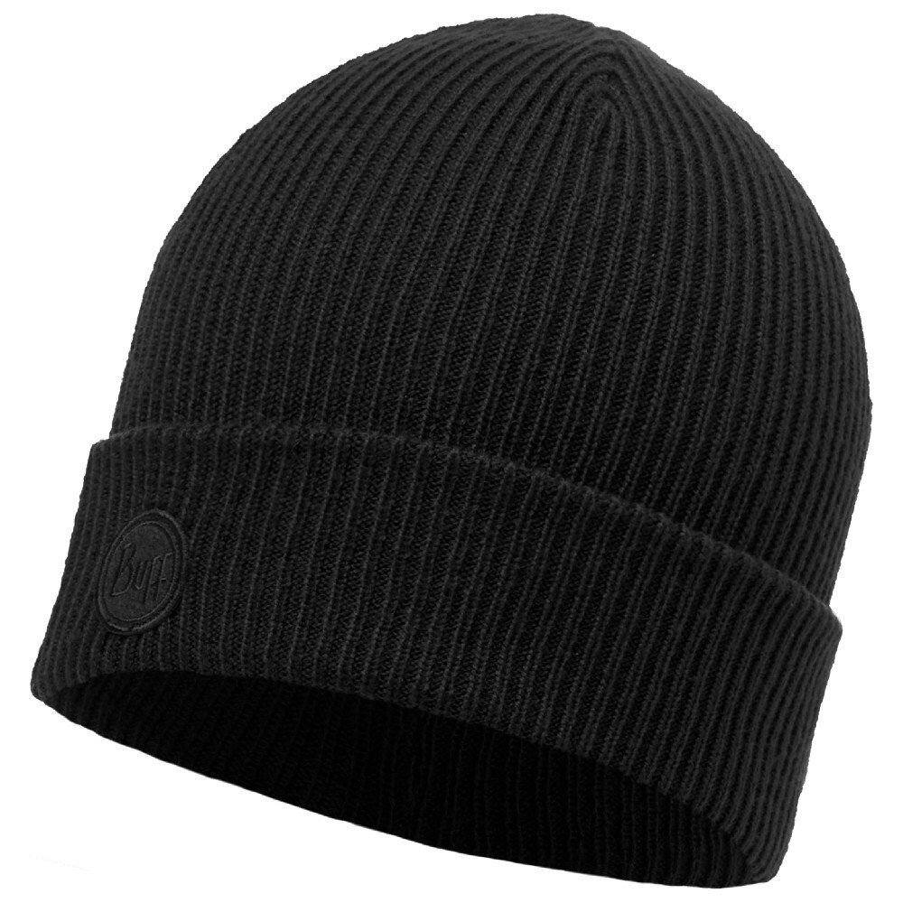 Шапка Buff Knitted Hat Edsel black