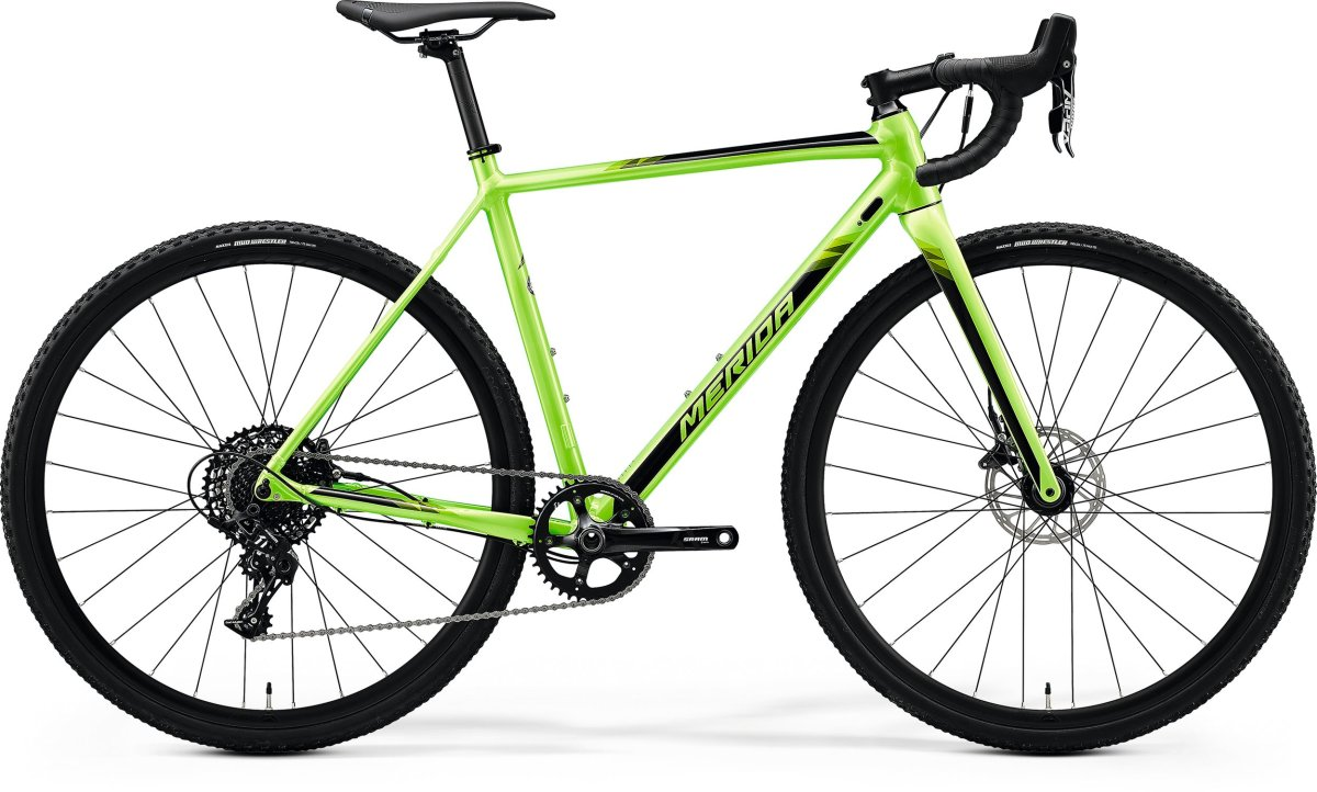 Велосипед Merida Mission CX 600 28 light green (black) 6110818673 6110818684 6110818695 6110818703