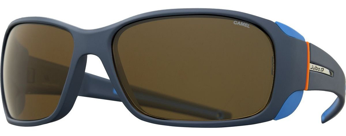 Очки Julbo Montebianco Blue/blue/orange Reactiv Cameleon Brown J4155012